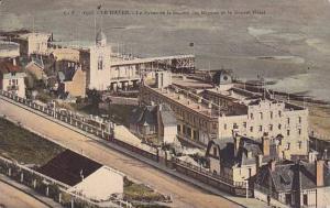 Le Palais De La Societe Des Regates Et Le Nouvel Hotel, Le Havre (Seine-Marit...