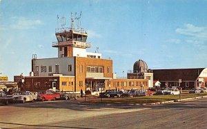 Municipal airport Portland, Maine, USA Airport Unused