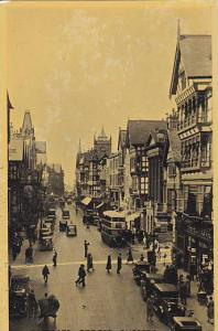 RP; Eastgate Street, Chester, Cheshire, England, United Kingdom, 10-20s