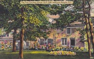 Van Vechten House Built 1690 Jefferson Heights New York
