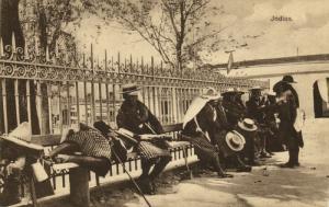 guatemala, C.A., Indios, Resting Indians (1910s) Postcard