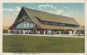 VIRGINIA BEACH , Virginia, 1900-10s; New Casino