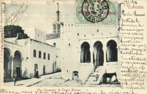 CPA Maroc - Tangier - The Treasury & Court House (93311)