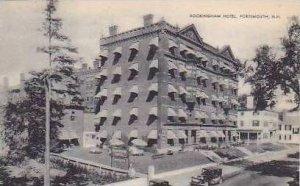 New Hampshire Rockingham Hotel Artvue