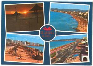 Spain, El Arenal, Mallorca, used Postcard