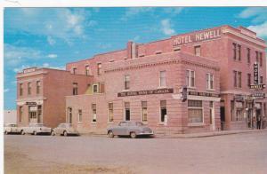 Newell Hotel , BROOKS , Alberta , Ontario , Canada , 40-60s