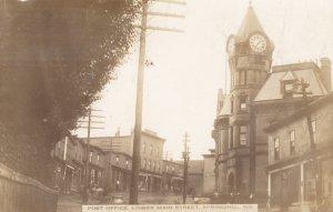 RP: SPRINGHILL , Nova Scotia , Canada , 00-10s;Lower Main Street , Post Office