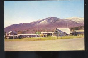 WILMINGTON NEW YORK LANDMARK MOTOR LODGE RESTAURANT VINTAGE POSTCARD