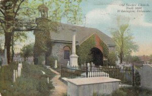 WILMINGTON , DELAWARE , 1907 ; Old Swedes' Church