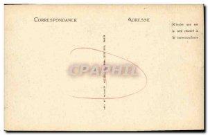 Old Postcard Deauville Villa Dolfus Rue Villlas