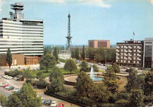 Germany Berlin Theodor Heuss Platz mit Funkturm