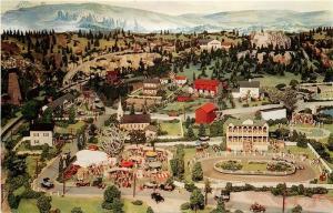 PA, Denver, Pennsylvania, America Wonderland, Miniatures, Country Fair, Dexter