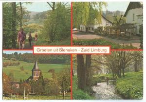 Netherlands, Groeten uit Slenaken, Zuid Limburg, 1976 used Postcard