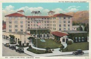 LEWISTON , Idaho , 1910s ; Lewis Clark Hotel