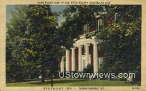 Beaumont Inn Harrodsburg KY 1950