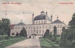 FREDENSBORG, Denmark, PU-1908; Hilsen Fra Fredensborg