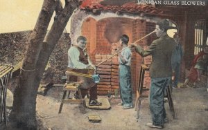Mexican Glass Blowers , 30-40s