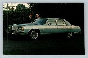 1979 Pontiac Bonneville Brougham Chrome Postcard