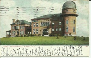 Dudley Observatory, Albany, N.Y.