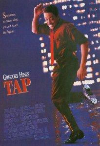 Gregory Hines Tap Movie Cinema Poster Art Rare Postcard