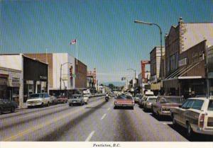 Canada Main Street Shops & Boutiques Penticton British Columbia