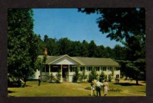 NY Word of Life Ranch POTTERSVILLE NEW YORK Postcard PC