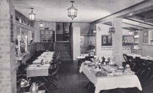 Interior, A Bit Of Sweden At 1015 Rush St., Chicago, Illinois, 1920-1940s