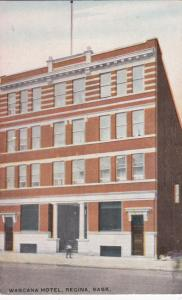 REGINA , Sask. , Canada , 1900-10s ; Wascana Hotel