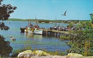 Maine Boothbay Harbor