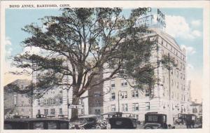 HARTFORD, Connecticut, 1900-1910´s; Bond Annex, Classic Cars