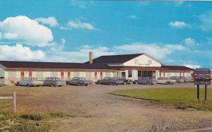 Motel Au Sommeil D'Or  Mont Joli,  Quebec,  Canada,  40-60s