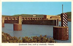 Alabama, Guntersville Dam, south of Huntsville