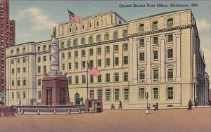 United States Post Office Baltimore Maryland