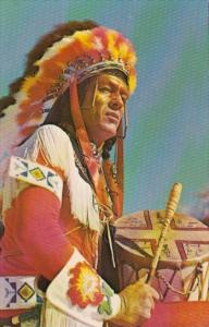 Famous Indian Chief