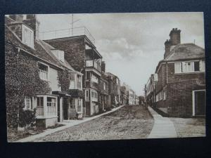 Sussex RYE Watchbell Street - Old Postcard by Frith 64931