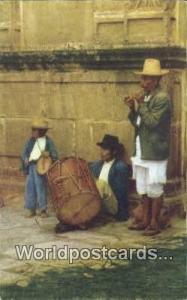 Antigua Guatemala, Central America Chirimia Tambor Antigua Chirimia Tambor