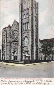 Cathedral Of The Holy Cross, BOSTON, Massachusetts, PU-1909