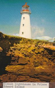 Canada Lighthouse Prince Edward Island