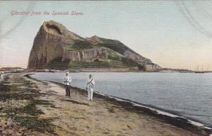 Gibraltar from the Spanish Shore,  Gibraltar,  00-10s