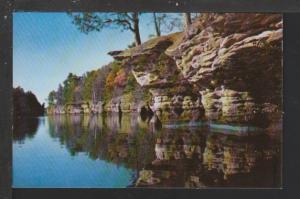 Swallows Nest,Wisconsin Dells,WI Postcard