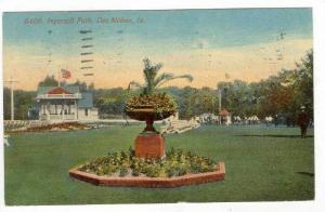 Statue @ Ingersoll Park,Des Moines,IA / Iowa 1915 PU