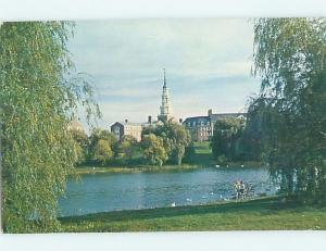 Unused Pre-1980 COLBY COLLEGE LIBRARY Waterville Maine ME d5987