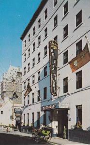 Hotel Saint Louis, Quebec, Quebec, Canada, 1940-1960s