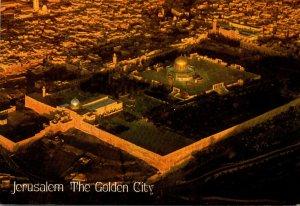 Israel Jerusalem Aerial View