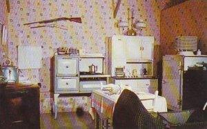 Nebraska Minden Pioneer Village 1930 Kitchen