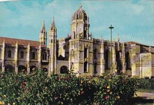 Portugal Lisboa Mosteiro dos Jeronimos