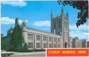 Student Memorial Union University of Missouri Columbia MO, Chrome