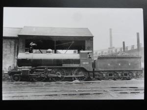 CNR Steam Locomotive No.1633 at LEEDS, RP  R080515