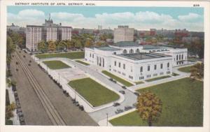 Michigan Detroit Institute Of Arts