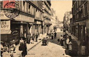 CPA PARIS (7e) 896 Rue Malar. (536924)